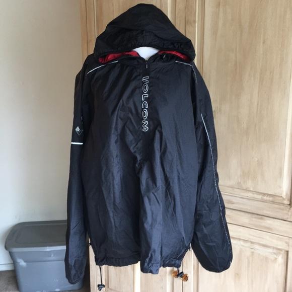 c93e871fa Volcom Jackets & Coats | Mens Pullover Windbreaker Xl | Poshmark